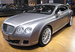 bentley continental gt coupe #7