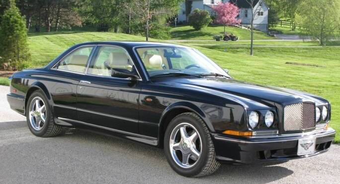 bentley continental r-pic. 2