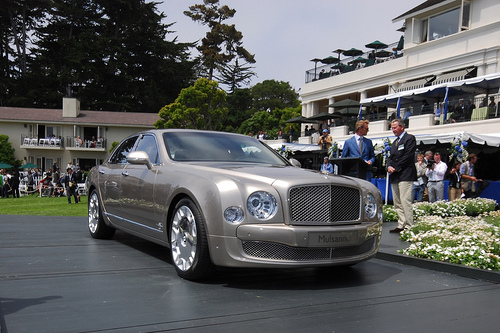 bentley mulsanne-pic. 2