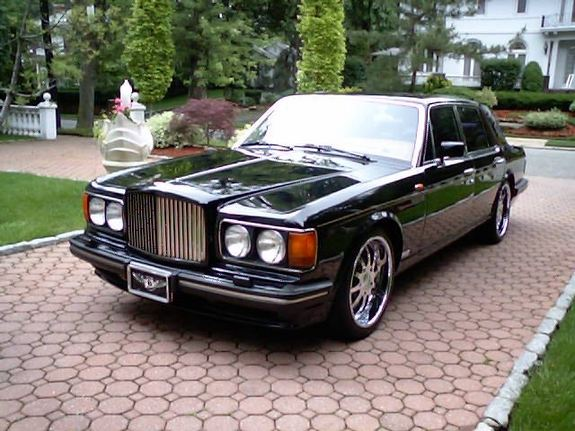 bentley mulsanne turbo r-pic. 2
