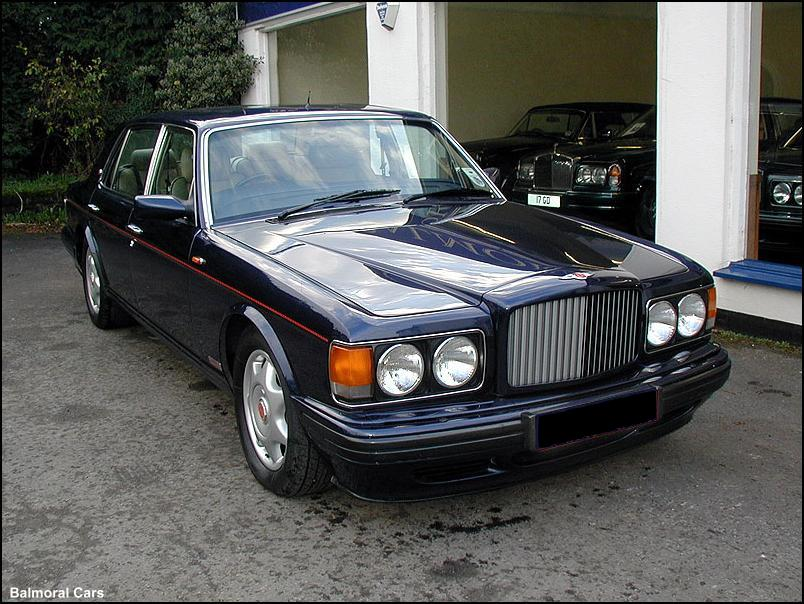 bentley mulsanne turbo r-pic. 3