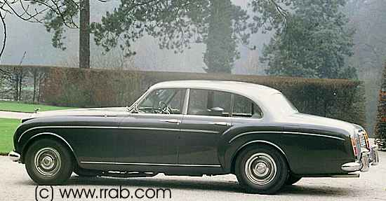 bentley s2 continental #2
