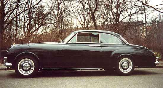 bentley s2 continental #5