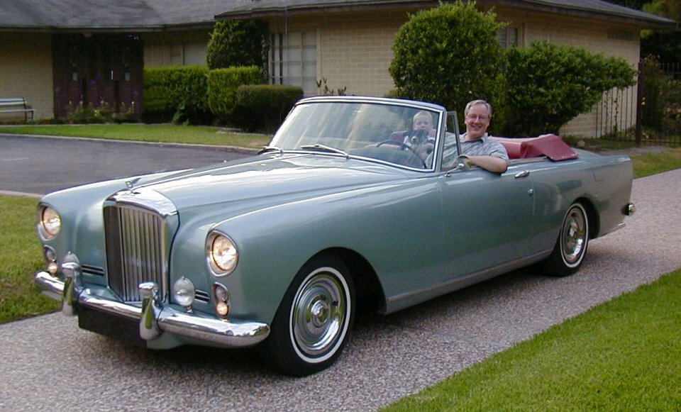 bentley s2 continental #7