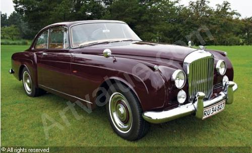 bentley s2 continental #8