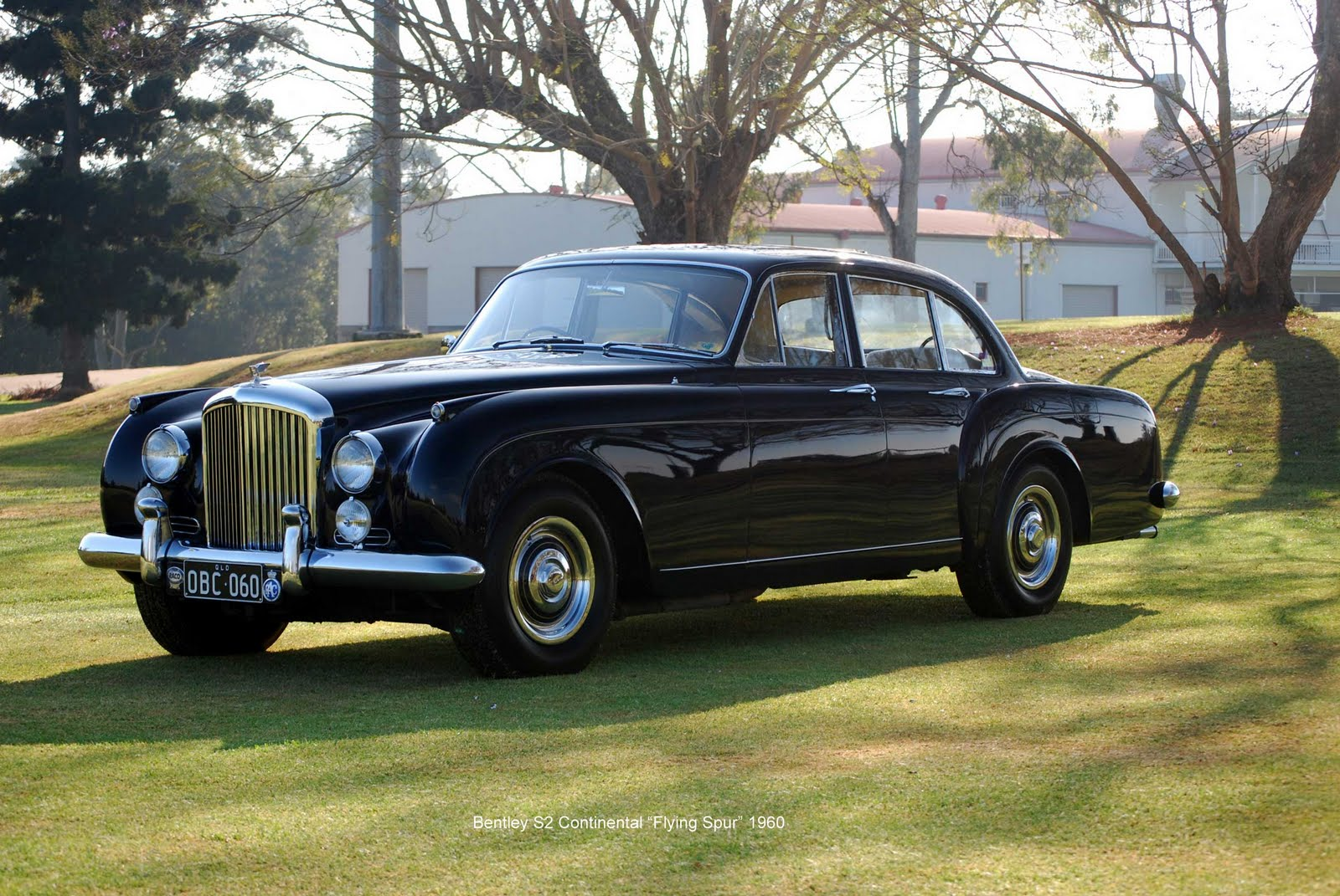bentley s2 continental flying spur #4