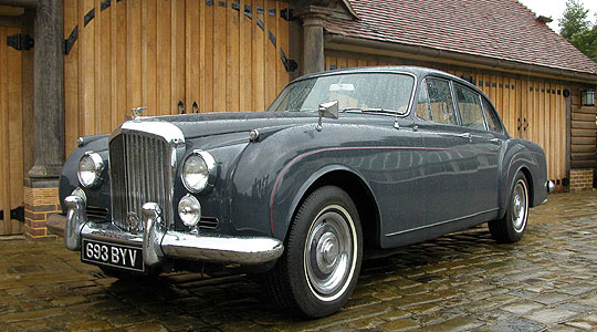 bentley s2 continental flying spur #5