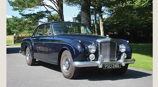 bentley s2 continental flying spur #7