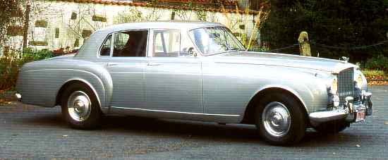 bentley s2 continental flying spur #8