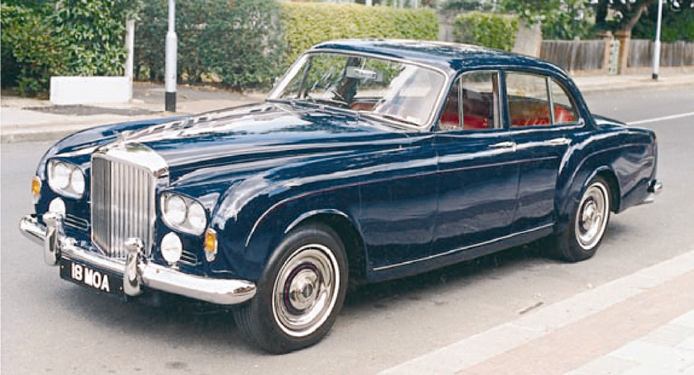 bentley s3 continental flying spur-pic. 1