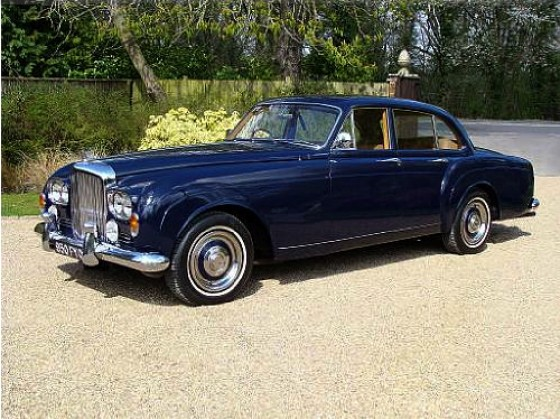 bentley s3 continental flying spur #1
