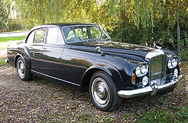 bentley s3 continental flying spur #6