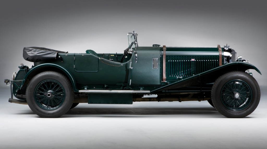 bentley speed six le mans #2