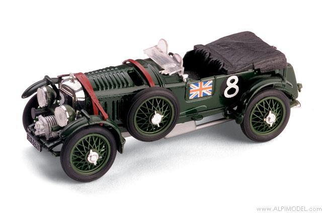 bentley speed six le mans #3