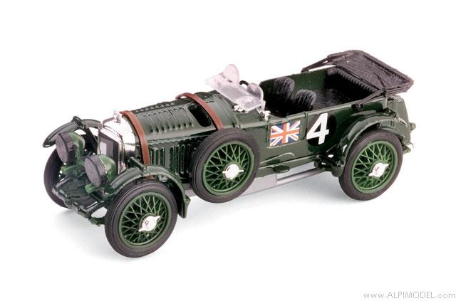 bentley speed six le mans #8