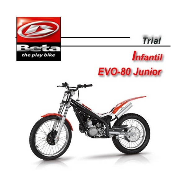 beta evo 80 junior #4