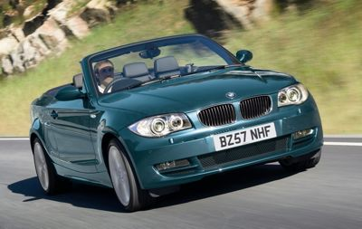 bmw 120i convertible #2