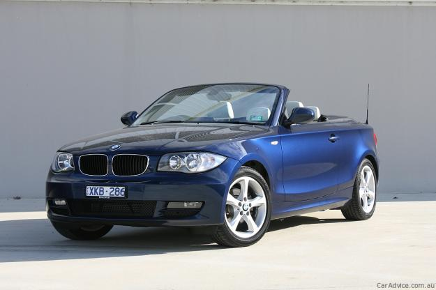 bmw 120i convertible #3