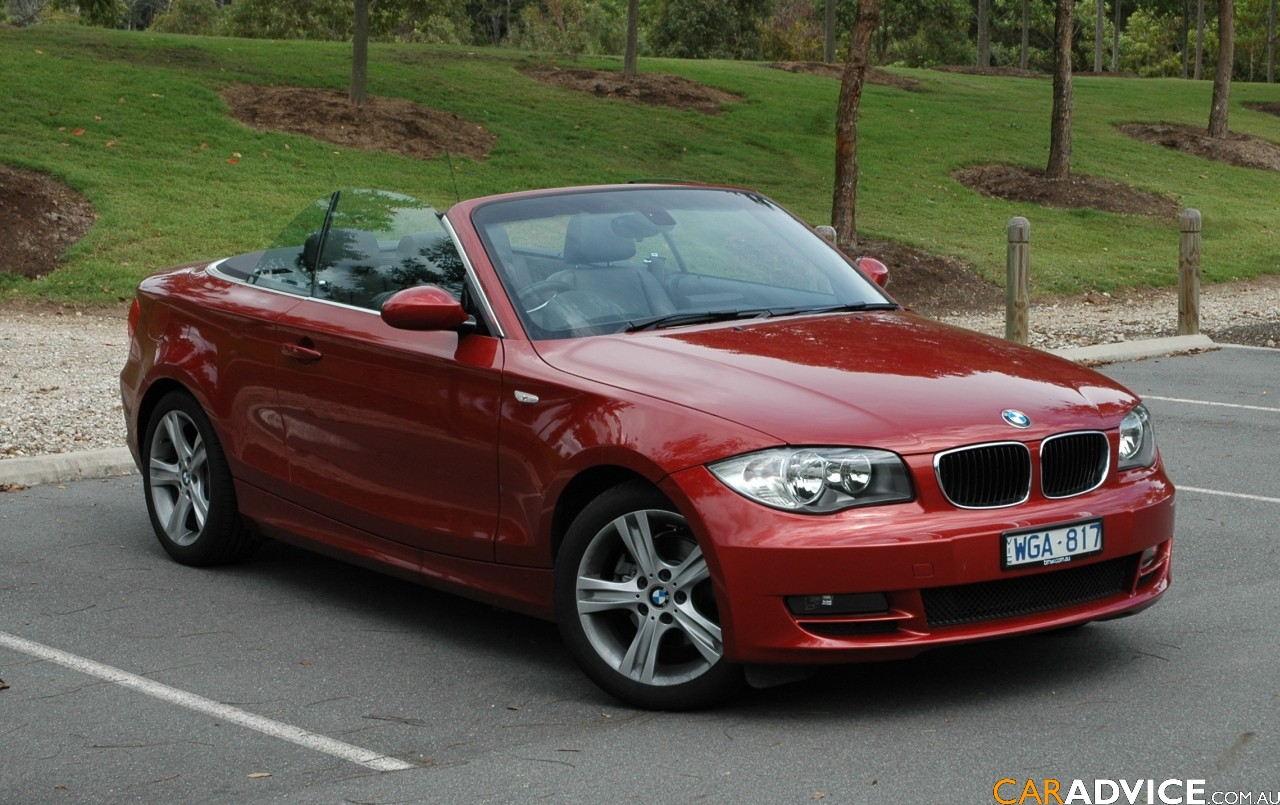 bmw 125i convertible-pic. 1
