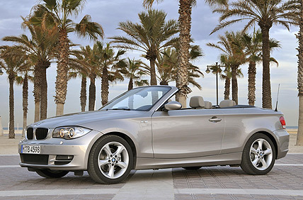 bmw 125i convertible-pic. 2