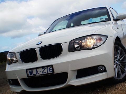 bmw 125i coupe-pic. 1