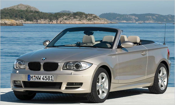 bmw 128i convertible-pic. 1