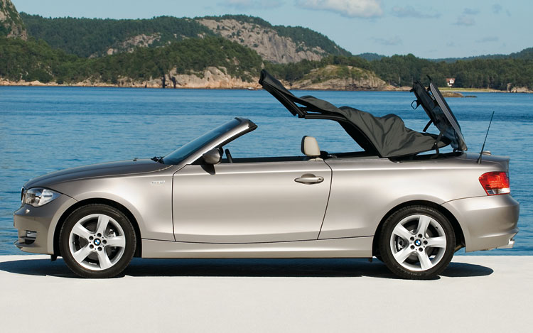 bmw 128i convertible-pic. 2