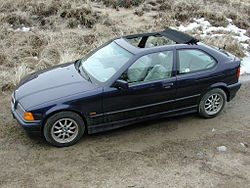 bmw 316i compact-pic. 1