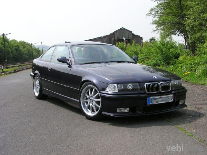 bmw 316i coupe #5