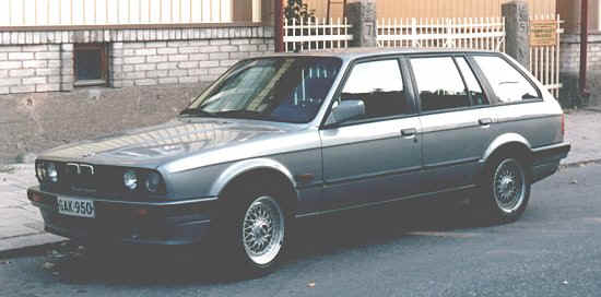 bmw 318i touring-pic. 2
