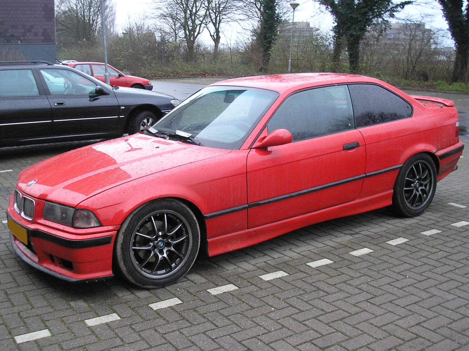 bmw 318is coupe-pic. 1