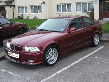bmw 318is coupe-pic. 2