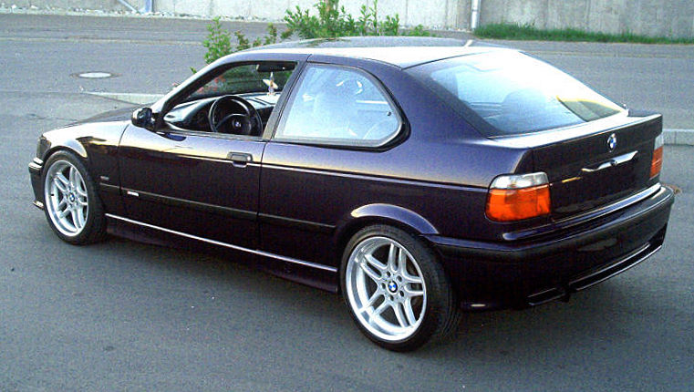 bmw 318tds compact-pic. 1