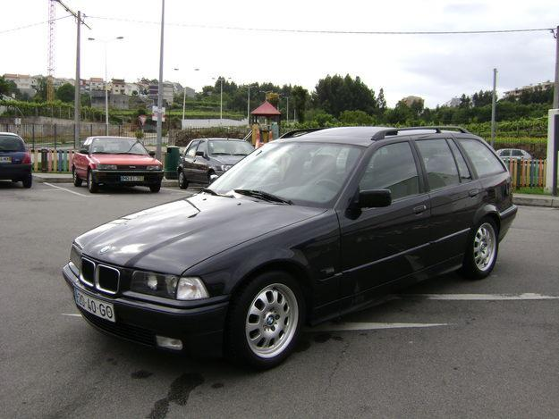 bmw 318tds touring photos and comments. Black Bedroom Furniture Sets. Home Design Ideas