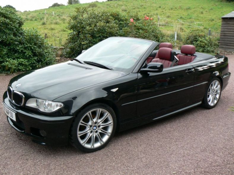 bmw 320 cd cabriolet-pic. 1