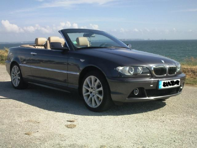 bmw 320 cd cabriolet-pic. 2