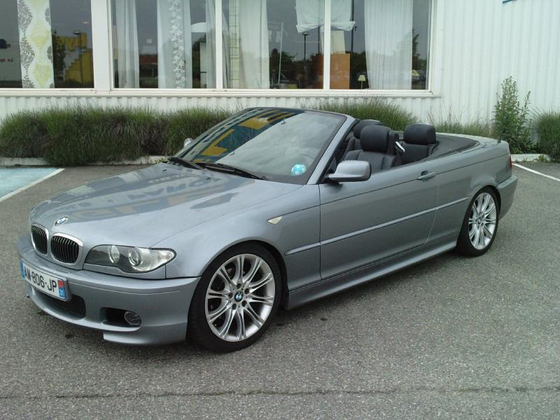 bmw 320 cd cabriolet photos and comments. Black Bedroom Furniture Sets. Home Design Ideas