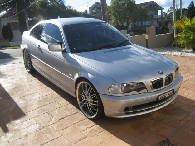 bmw 320 ci photos and comments