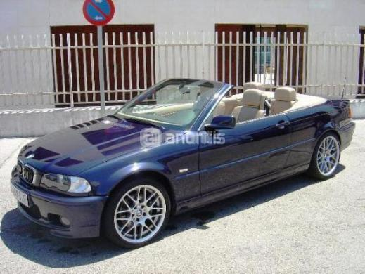 bmw 320 ci cabriolet photos and comments. Black Bedroom Furniture Sets. Home Design Ideas
