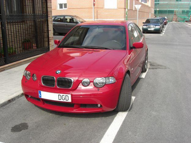 bmw 320 compact-pic. 3