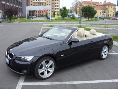 bmw 320d cabriolet photos and comments. Black Bedroom Furniture Sets. Home Design Ideas
