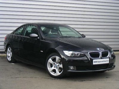 bmw 320i coupe photos and comments. Black Bedroom Furniture Sets. Home Design Ideas