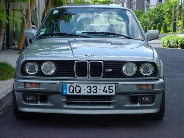 bmw 320is #2