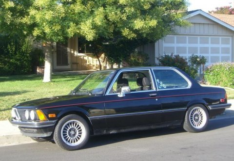 bmw 323i exclusive-pic. 1