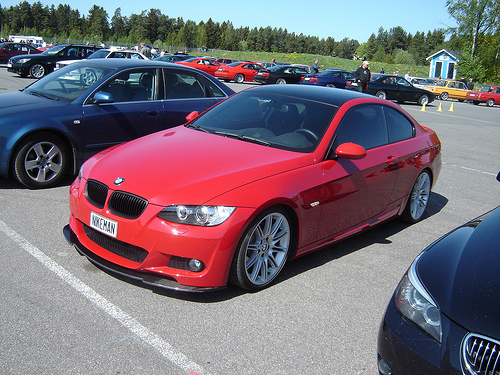 bmw 325d coupe #1