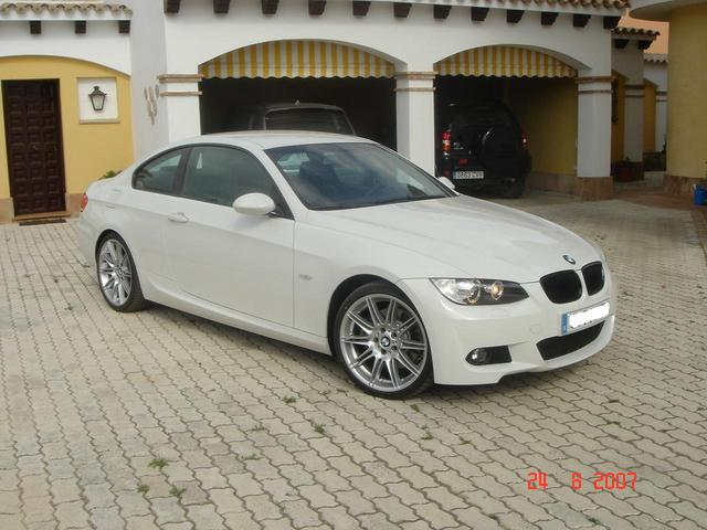 bmw 325d coupe photos and comments. Black Bedroom Furniture Sets. Home Design Ideas