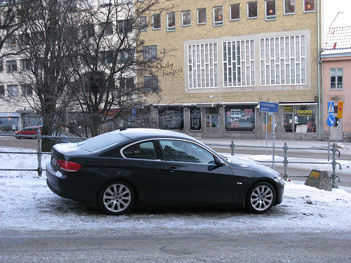 bmw 325d coupe #7