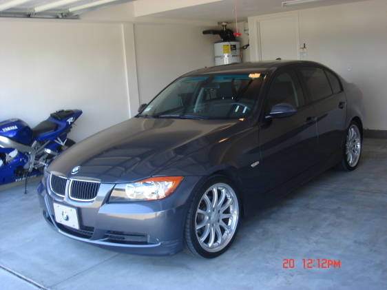 bmw 325i steptronic #8