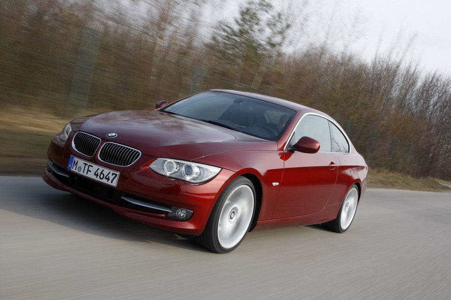 bmw 325i xdrive coupe-pic. 1