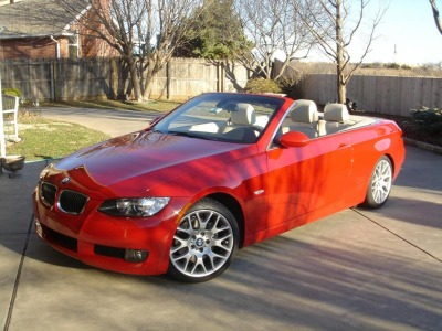 bmw 328i convertible #2